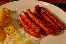 Orroroo Kangaroo Meat BBQ Sausages