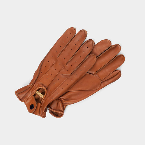 Men's tan gloves
