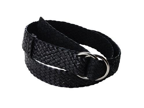 Queenslander Leather O-Ring Belt
