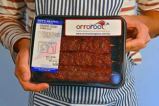 Orroroo Premium Kangaroo Meat In The Shops
