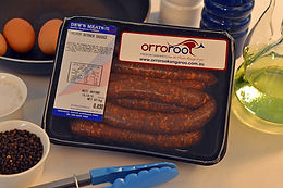 Orroroo Kangaroo Meat Outback Sausages
