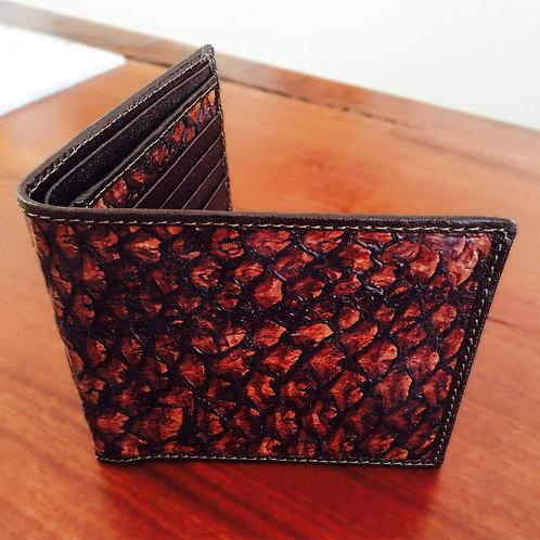 Barramundi & Kangaroo Leather Wallet