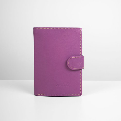 Purple grande wallet