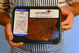 Orroroo Kangaroo Meat Pepper Steak