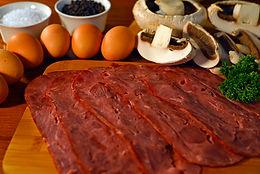 Orroroo Kangaroo Meat Bacon