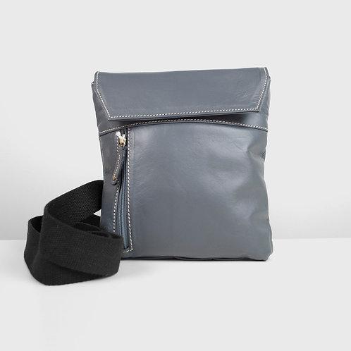 Grey Topi satchel