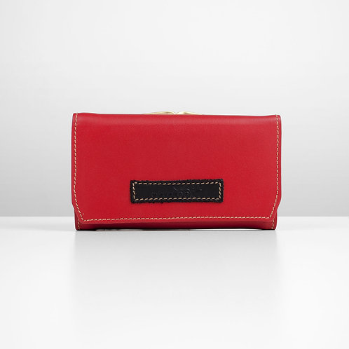 Red petite purse