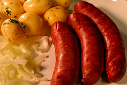 Orroroo Kangaroo Meat Chilli Cheese Kransky