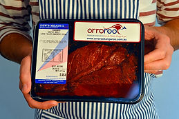 Orroroo Kangaroo Meat Undercut Loin Fillet