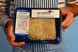 Orroroo Kangaroo Meat Schnitzel