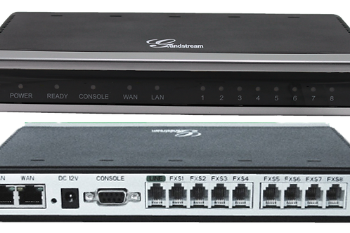 8 port FXS Gateways