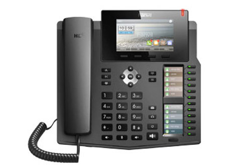 Telephone IP FX6 HD LCD