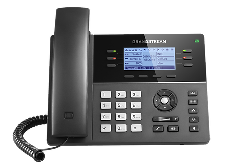 Téléphone IP de milieu de gamme puissant