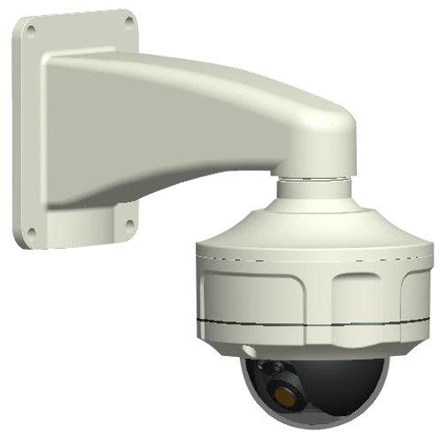Caméra IP HD Résistante aux Intempéries et Anti-Vandales