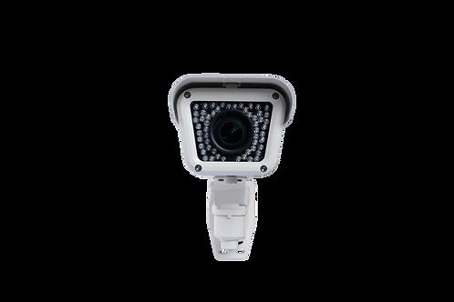 Caméra IP HD d'extérieur Jour/Nuit à focale variable