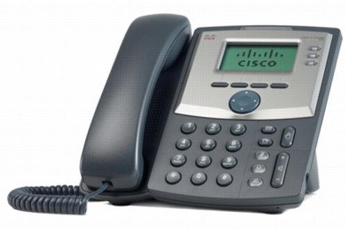 Telephone IP 3 lignes Cisco SPA 303 Remis à Neuf