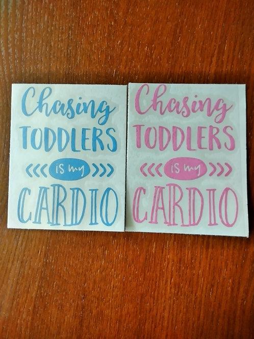 Cardio for moms