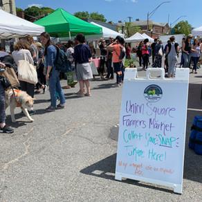 Somerville farmers markets open for the summer