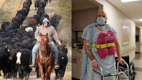 Endicott Cattle Rancher Recovers From COVID-19 With New Lungs