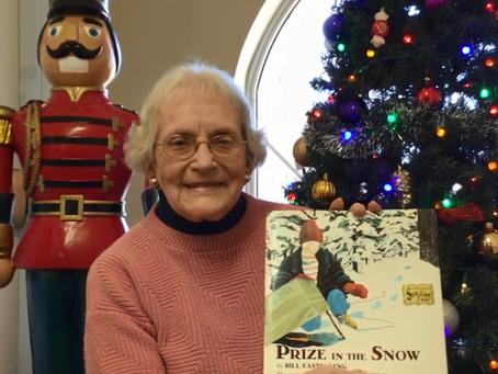 Scottsbluff Seniors Read Children's Christmas Stories Online