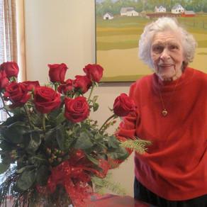 Nebraska Farmer Celebrates Her 106th Birthday On Christmas Day