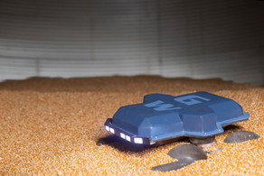 How a robot could keep farmers out of grain bins