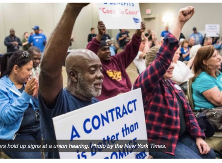 EIV: South Carolina Boeing workers vote not to unionize
