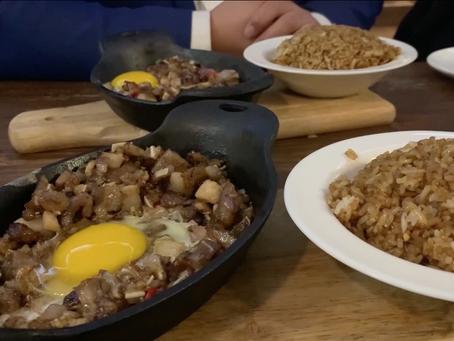 Double Chin restaurant hosts third filipino food pop up event