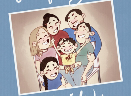 His Family is My Family Too