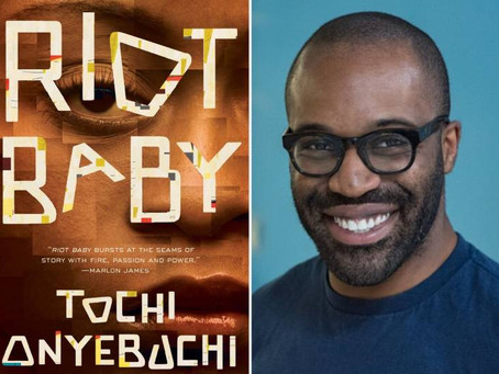 Book Club: Tochi Onyebuch's New Novel 'Riot Baby'