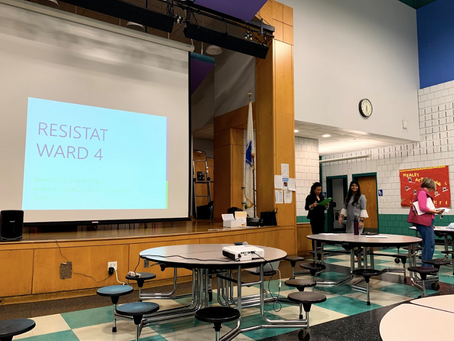 Ward 4 ResiStat meeting touches on bridge closures, trees and more