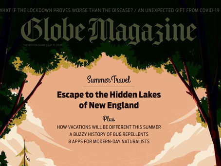 Boston Globe: Eight free apps for modern-day naturalists