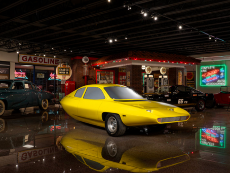 Rare Car In Lincoln Museum Comes Out Of Hiding For New HBO Documentary