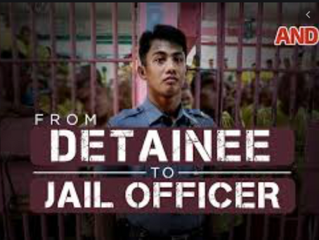 ABS-CBN News: From Detainee to Jail Officer