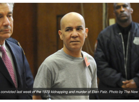 EIV: Pedro Hernandez found guilty of 1979 kidnapping and murder of Etan Patz