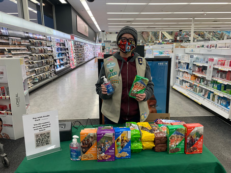 Girl Scout Cookie Season Opens Despite Pandemic