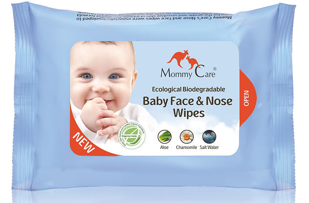 Biodegradable Eco Baby Wipes