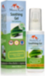 Soothing Gel for bug bites with Aloe