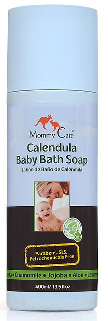 Organic baby soap,Organic baby body wash, natural baby body wash