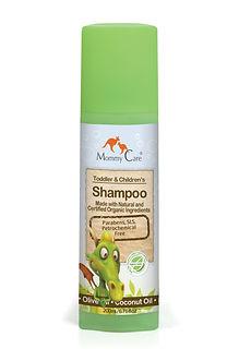 natural Kids shampoo
