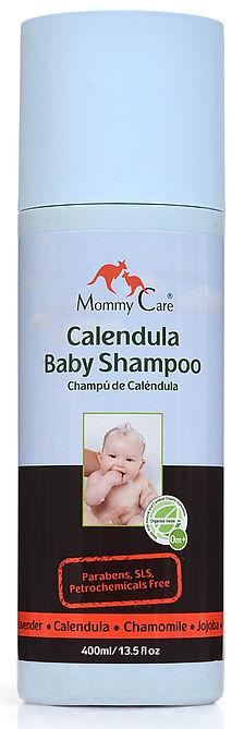 Organic baby shampoo, natural baby shampoo