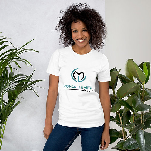 CVM Short-Sleeve Unisex T-Shirt