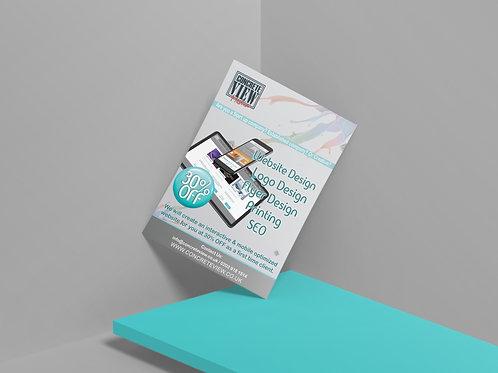 A5 Flyer Print x 1000
