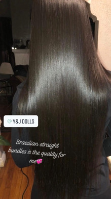 The Best Hair Extensions - Y & J Dolls