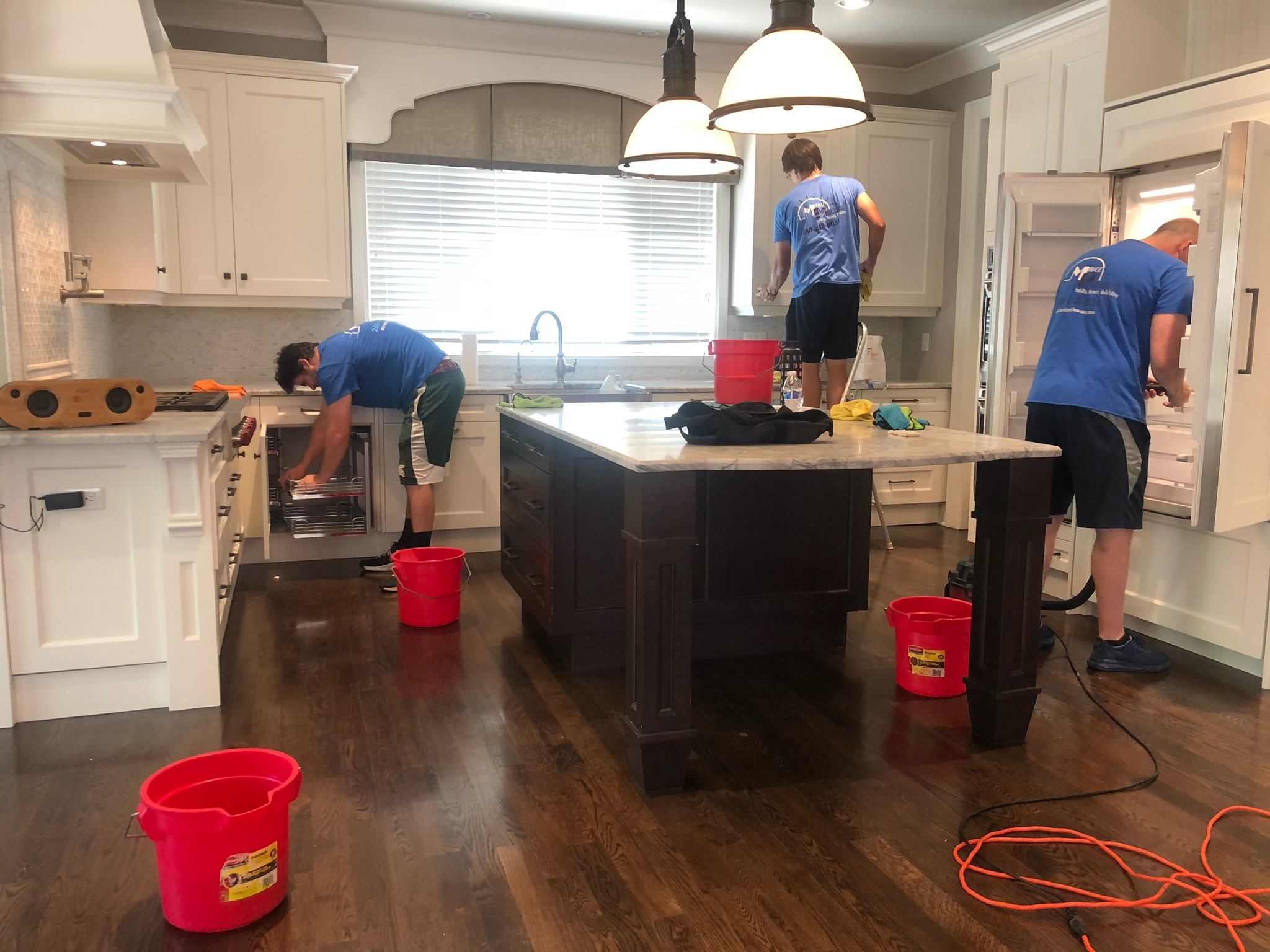 Residential Deep Cleaning Services in Michigan