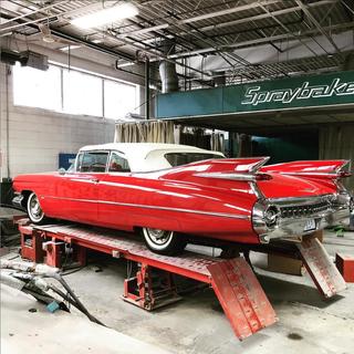 Classic Car Restoration in Michigan