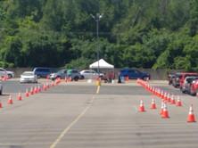 Event Traffic Cone Rental