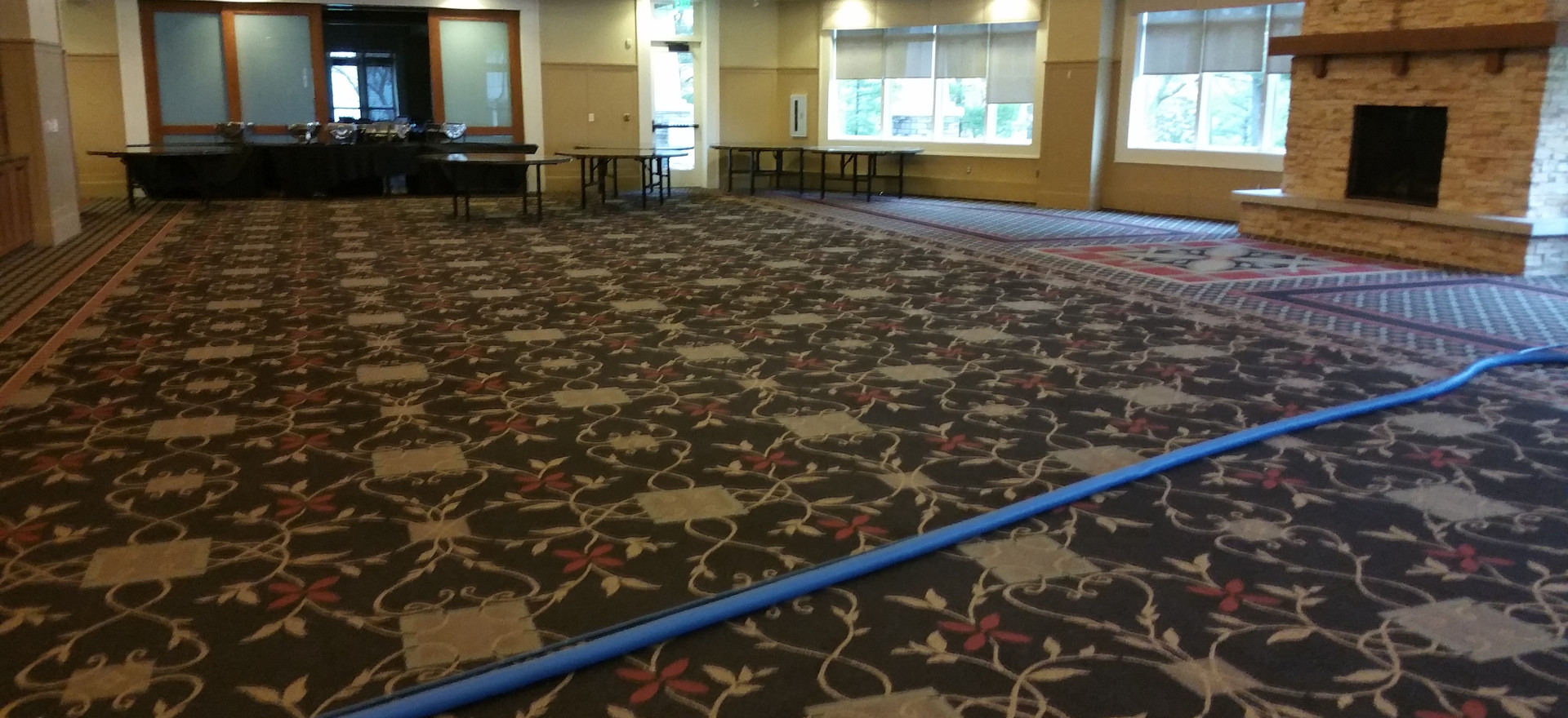 Commercial Carpet Cleaning in Ann Arbor Michigan