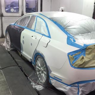 Auto Body Repair in Beverly Hills MI