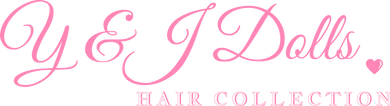 Y & J Dolls Hair Collection Logo